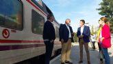 Lorca acumula dos años y medio de retraso esperando la llegada de los trenes híbridos para la modernización del servicio de cercanías con Murcia y Águilas