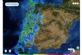 Bárbara llegará mañana con viento huracanado y lluvias de 'gran intensidad'