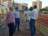 MC Cartagena propondrá la adaptación del convenio de la pista de atletismo para garantizar el acceso a todos