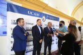 La UCAM crea con Tressis un fondo, cuyas aportaciones tendrán fines sociales