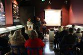Manuel Muñoz Zielinski  presenta 'Historia de los lugares' en San Pedro del Pinatar