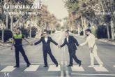 La Policía Local en el Calendario Solidario Aidemar 2017