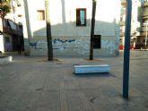 La Policía Local de Alcantarilla detiene e identifica a la persona que realizó las pintadas-graffitis en la fachada lateral de la Casa de Cayitas, actual sede del Archivo Histórico Municipal