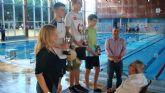 400 nadadores han participado esta mañana en Alcantarilla en el XXXV Trofeo 'Enrique García Villalba'