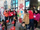 Éxito de participación en la celebración del Día del Niño con una multitudinaria Marcha Solidaria en Campos del Río