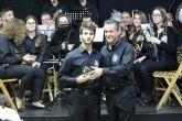La banda de música municipal 'Unión Musical' ofrece un concierto con motivo de Santa Cecilia
