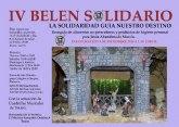 El IV Belén solidario de la Hermandad de la Verónica se inaugurará el domingo 4 de diciembre