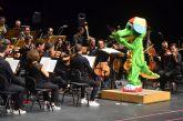 La Orquesta Sinfónica de la Región de Murcia lleva su ciclo de 'Conciertos en Familia' al Auditorio El Batel de Cartagena