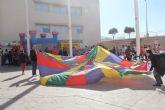 Puerto Lumbreras celebra el Día Mundial de la Infancia con actividades para los niños