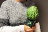 Las alcachofas se convierten en micrófono para homenajear a los comunicadores más televisivos