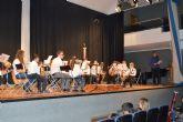 Gran concierto de la escuela y la banda de música torreñas para homenajear a Santa Cecilia