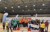 Aidemar CFS Pinatar azúl se proclama Campeón de España de Fútbol Sala en la categoría 1ª división adaptada