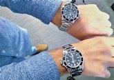 Casi la mitad de las personas no sabe identificar un reloj de lujo original de una imitación