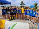 El UCAM Atletismo Cartagena domina el Regional de Cross de Relevos