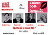 'Libros con lengua' de Molina de Segura