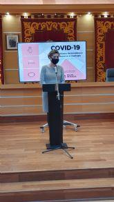 El Ayuntamiento de Molina de Segura y la Universidad de Málaga llevan a cabo un trabajo de investigación para mejorar la comunicación a la ciudadanía sobre el COVID-19 que permita que la lucha contra la epidemia sea mucho más eficaz