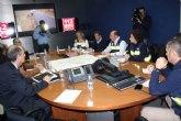 Mil efectivos velan por la seguridad de los ciudadanos ante los episodios de lluvias en la Regi�n