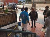 El Ayuntamiento de Torre-Pacheco estudia solicitar la declaración de zona catastrófica