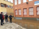 Se reanudan las clases en 25 municipios y se mantiene la suspensi�n en cuatro que siguen afectados por las lluvias