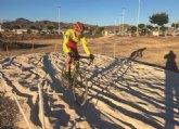 Ciclocros de San Javier y carrera del Pavo son las pruebas disputadas por los ciclistas del Club Ciclista Santa Eulalia el paso fin de semana