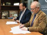 El Hospital de Molina dinamizará las actividades socioculturales de la Fundación Asociación de la Prensa de Murcia