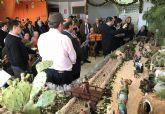 El Centro de Mayores de Las Torres de Cotillas inaugura su tradicional Belén