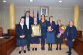 Las Hijas de la Caridad reciben el título de Hijas Predilectas de Águilas