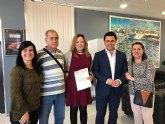 El Ayuntamiento de San Javier y AFAL colaboran en la mejora de la calidad de vida de pacientes y familias afectadas por el Alzheimer