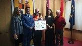 Protección Civil Beniel recibe un premio por su labor de voluntariado