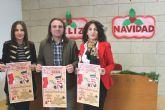 Comercios de la calle La Fuente organizan el 23 de diciembre actividades para dinamizar la vida comercial e incentivar las compras navideñas