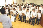 Presentan el nuevo Coro del CEIP Santiago