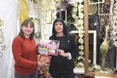 Peluquería y Estética Choni Ruiz, Floristería Riquelme y Pierrot Floristas ganan el V Concurso de Escaparates de Navidad, que organiza la Concejalía de Cultura