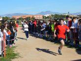 Más de 1.000 corredores participan en una nueva edición del cross escolar de Las Torres de Cotillas