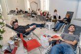 El XII Maratón de donación de sangre cierra la primera fase de la jornada superando las cifras del pasado año