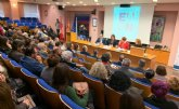 La vicepresidenta del Gobierno regional preside el acto conmemorativo de los 15 años de la EAPN