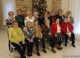 La Asociación de Amas de Casa de las Tres Avemarías de Totana celebró su tradicional comida de Navidad