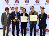 San Javier es premiado en Fitur como nuevo destino de calidad SICTED