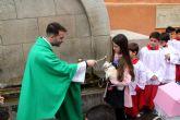 Puerto Lumbreras celebra por primera vez la festividad de San Antón