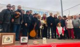La consejera de Familia asiste al XXX Aniversario del Encuentro de Cuadrillas de Torreagüera, que rinde homenaje a uno de sus fundadores