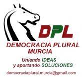 Ayer sábado tuvo lugar la presentación del partido Democracia Plural en la localidad de Fuente Álamo