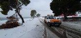 El 1-1-2 ha gestionado hasta las 16.30 h. un total de 430 incidentes relacionados con el temporal de nieve, viento y lluvia