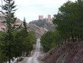 La pista forestal de la Peña Rubia y la creación de un espacio para autocaravanas, objeto de dos de los ruegos de IU en el pleno del próximo lunes
