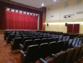 """Entran en su recta final las actuaciones de rehabilitaci�n del Teatro """"Gin�s Rosa"""""""