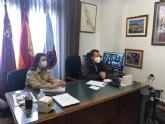 Encuentro telemático con el sector de la hostelería para tratar sobre las nuevas medidas frente a la Covid-19