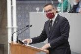 Diego Conesa: 'López Miras tiene que hacer público el listado completo de altos cargos vacunados y aclarar si conocía esta práctica'