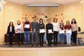 Cristina Cotes y Marina Alcolea obtienen el primer premio del concurso de poesía