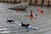 La recuperación ambiental del río Segura permite el regreso de las pruebas deportivas 35 años después