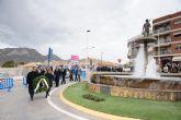 Homenaje a las víctimas de los accidentes en las explotaciones mineras