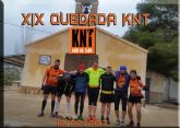 Ayer domingo 19 de Febrero tuvo lugar la quedada mensual del grupo de amigos de la montaña 'Kasi Ná Trail'