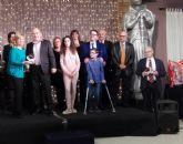 D'Genes Y FEDER premian a Campos del Río por su implicación, interés, lucha e iniciativa para hacer visible la realidad de las enfermedades raras